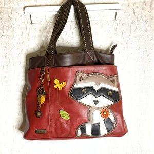 Chala raccoon purse